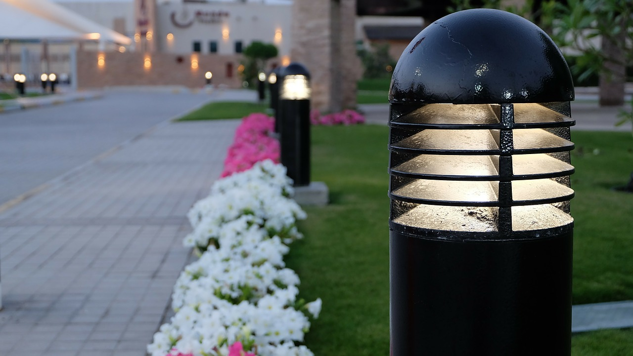 LED grondspots